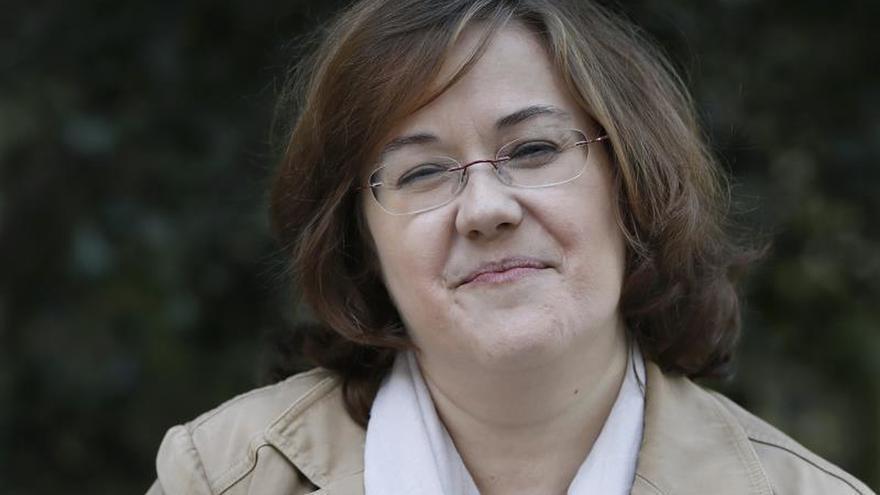 Claudia Casanova evoca en una novela la vida de la primera botánica española