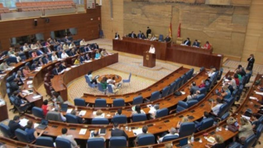 Pleno Asamblea De Madrid