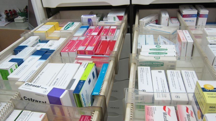 Comparador de precios medicamentos