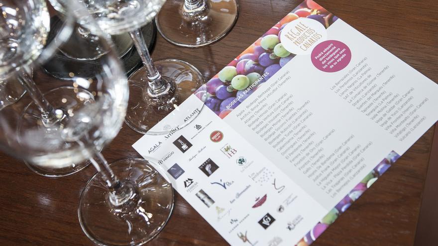 El Cuyás celebra su VII Degustación de Vinos Canarios