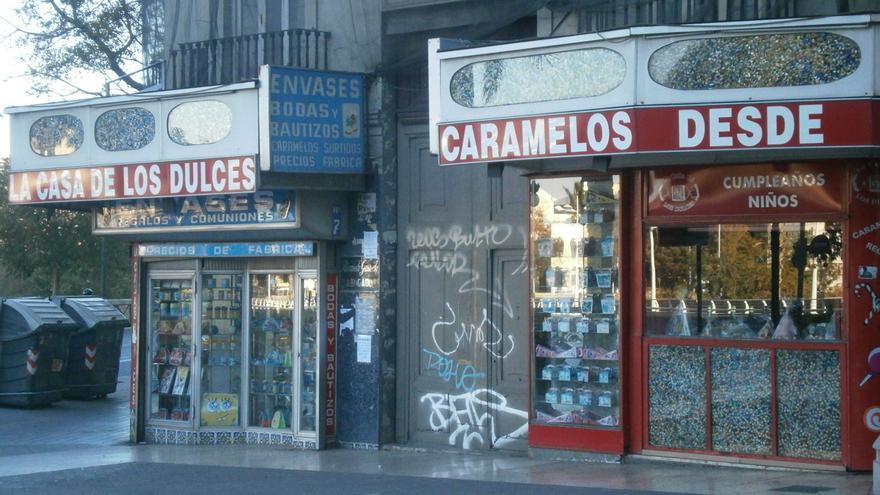 Mirar una esquina - Casa de los caramelos valencia ...