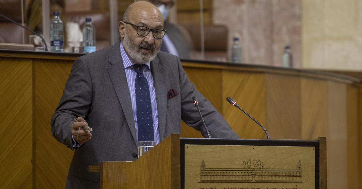 Vox fuerza la negociación de nuevo y registra una enmienda a la totalidad a los Presupuestos andaluces de 2021