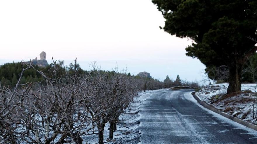 De la nieve en Gran Canaria (II) #4