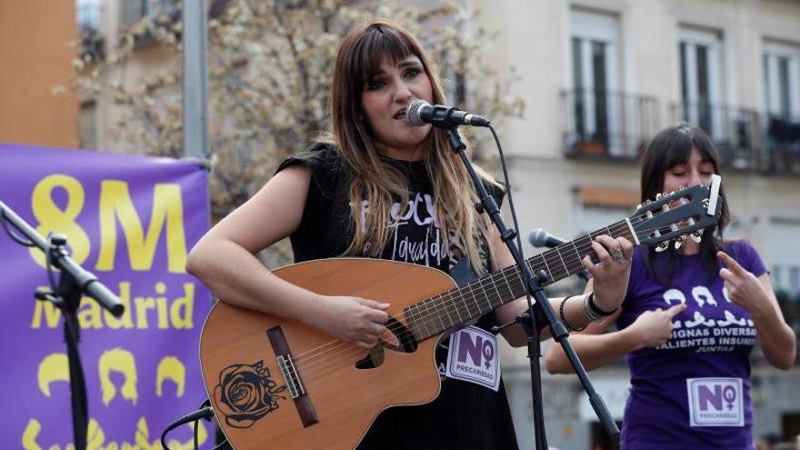 Rozalén: Me encantaría dialogar con determinados políticos sobre femenismo