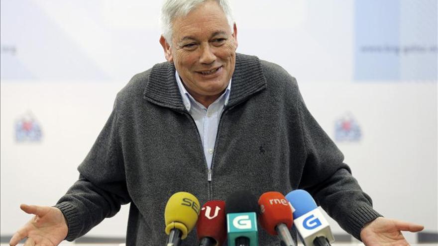 Vázquez dice que nadie destruirá al BNG y Vence pide que cesen las luchas