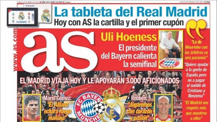 De las portadas del día (16/04/2012) #13