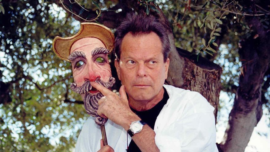 Terry Gilliam y Don Quijote, un amor en ocho fascículos (de momento)