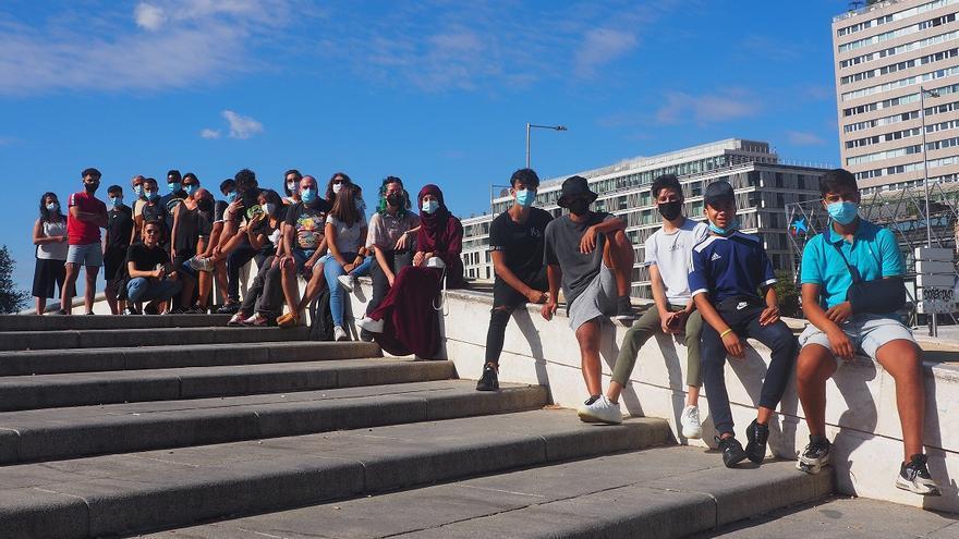 Reclamamos junto a la juventud extutelada la reforma del Reglamento de Extranjería en Madrid