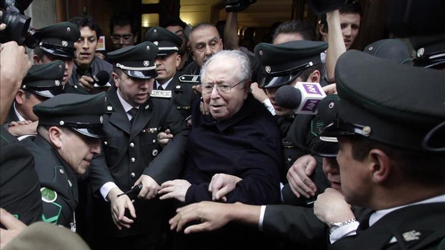 Karadima vuelve a negar ante la justicia chilena abusos sexuales a niños