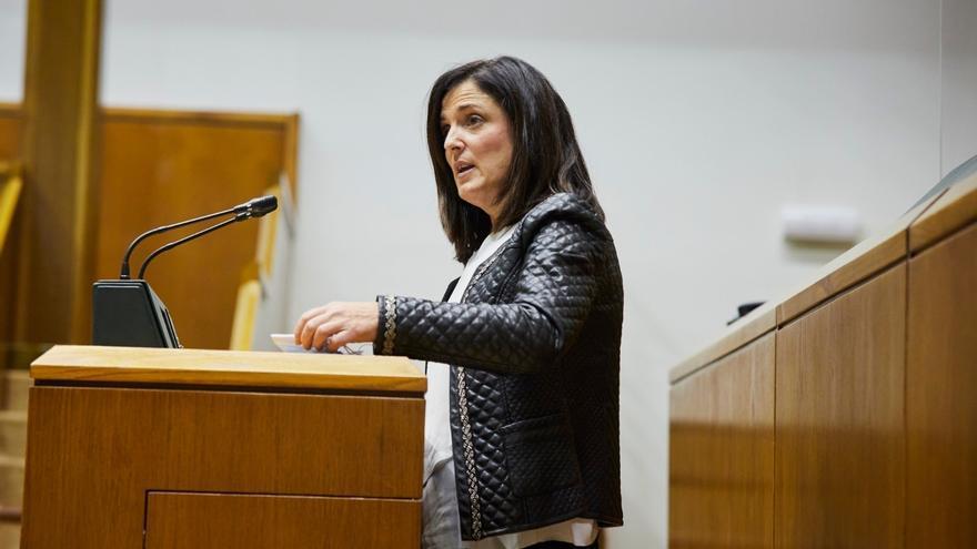 Archivo - La consejera de Igualdad, Justicia y Políticas Sociales del Gobierno Vasco, Beatriz Artolazabal