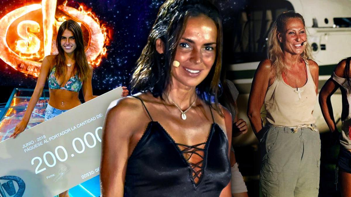 Olga se une a los otros 13 famosos ganadores de 'Supervivientes' en Telecinco.jpg