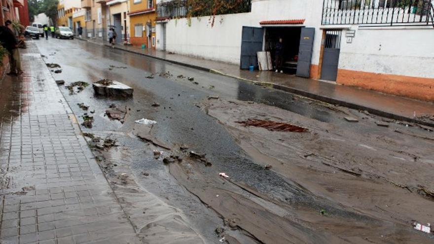 De los daños de la lluvia en LPGC (I) #8
