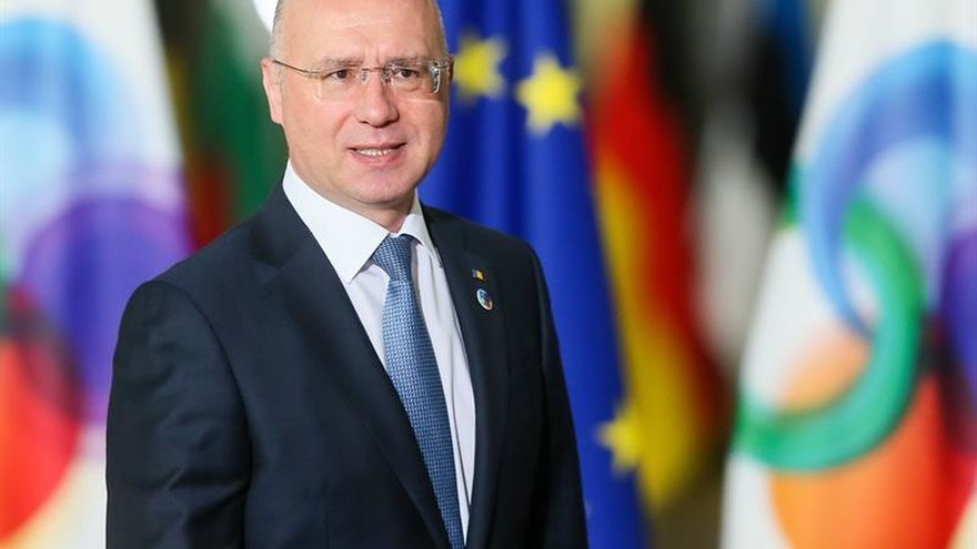 El primer ministro moldavo destituye a seis ministros, incluido el de Exteriores