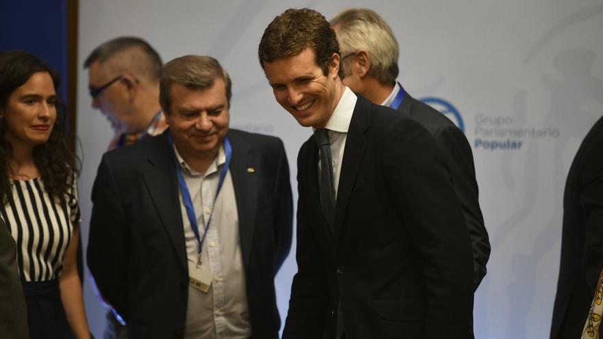 Casado se reúne mañana en Lisboa con los líderes de dos partidos portugueses que pertenecen al Partido Popular Europeo