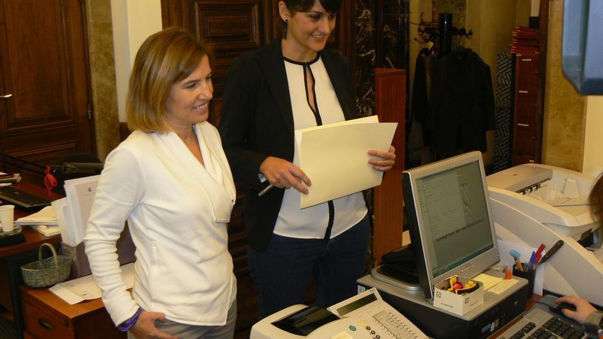 """El PSOE pide en el Congreso dar la vuelta al nuevo Portal de la Transparencia porque ahora """"no sirve de nada"""""""