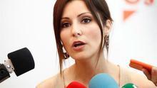 La diputada de Ciudadanos, Lorena Roldán.
