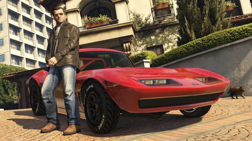 GTA V para PS4 Xbox One PC