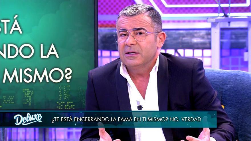Jorge Javier en 'Sábado deluxe'