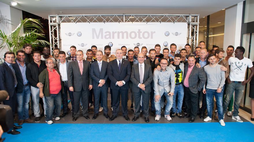 Inauguración de Marmotor #4