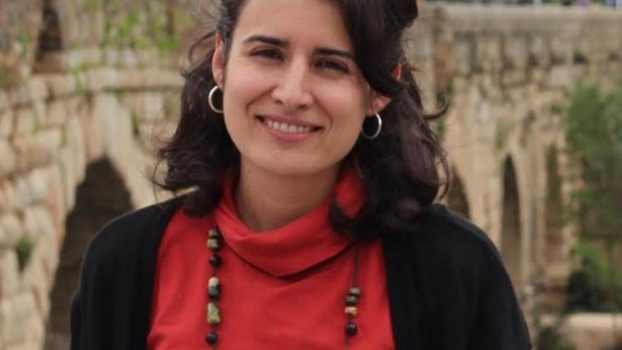 Irene de Miguel Podemos Extremadura