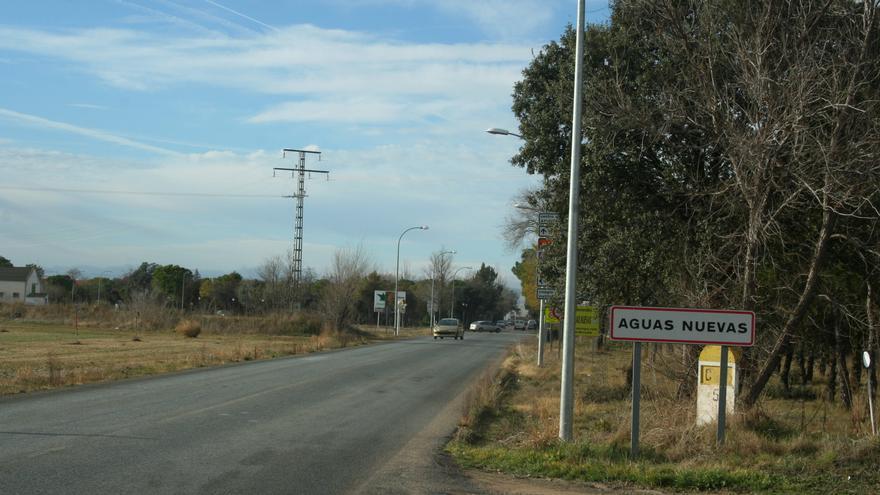 La entidad local menor de Aguas Nuevas por Albacete Capital