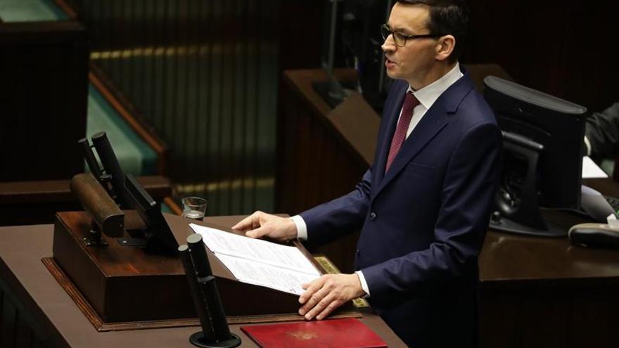 Polonia prepara una ofensiva diplomática para contrarrestar las sanciones europeas