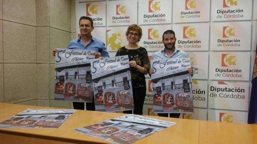El Festival de Teatro Clásico de Dos Torres dedicará su quinta edición a la comedia