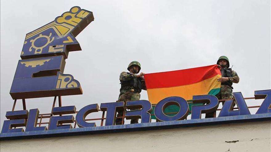 Iberdrola decide ir al arbitraje internacional por las expropiaciones en Bolivia