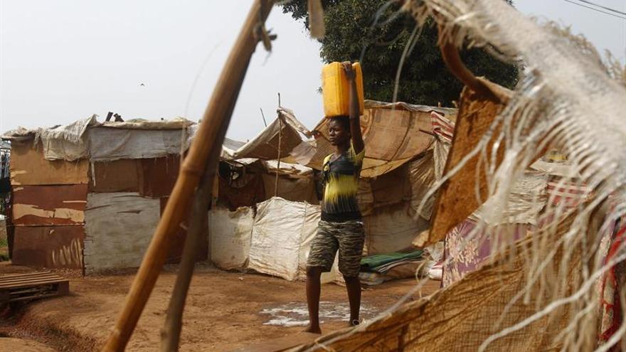 Al menos 13 muertos en nuevos enfrentamientos en la República Centroafricana