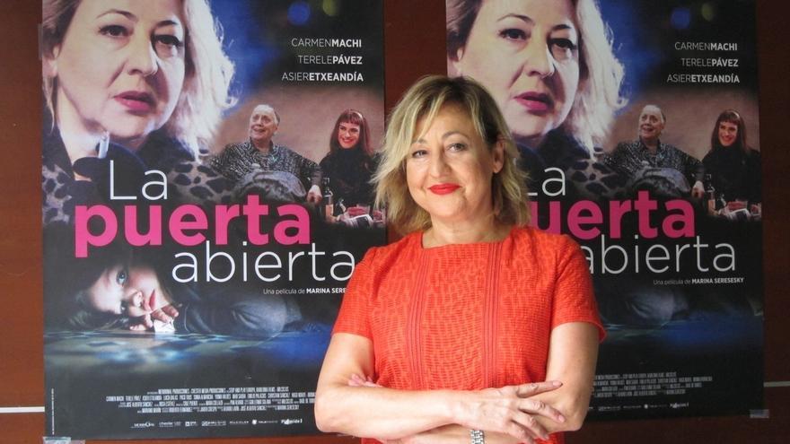 La Filmoteca acoge mañana la proyección de la película 'La puerta abierta' con la asistencia de Carmen Machi
