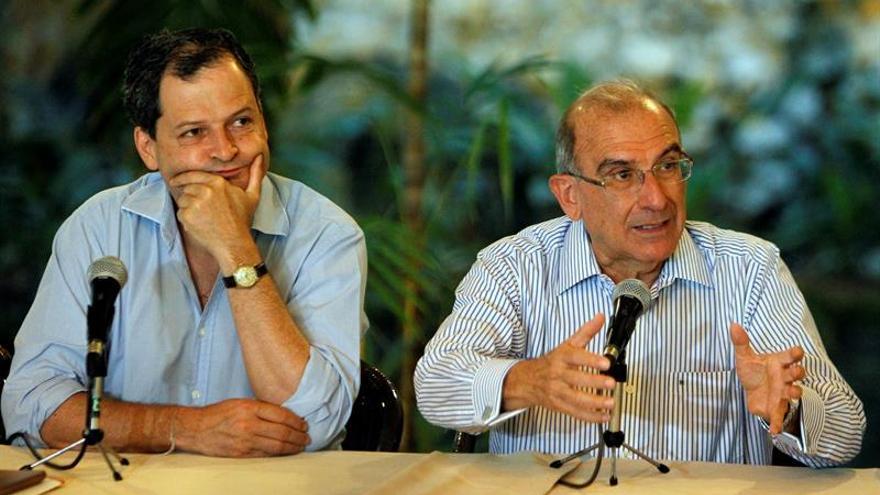 El Gobierno y las FARC acaban la revisión de temas pendientes en participación política