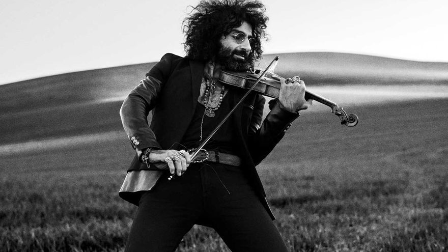 El violinista Ara Malikian.