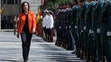 Defensa ordena abrir un expediente a los cinco militares en la reserva que firmaron el manifiesto franquista