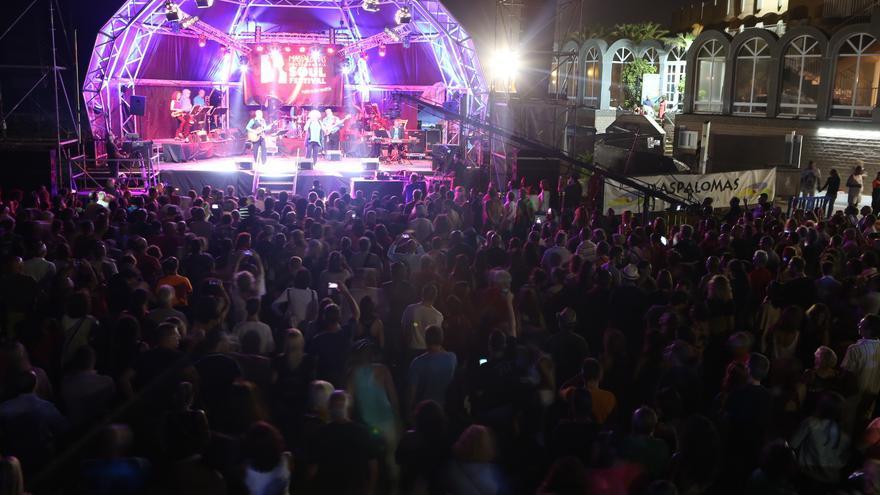 Maspalomas Costa Canaria Soul Festival.