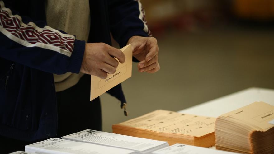 Mañana, último día para remitir los votos por correo desde el extranjero