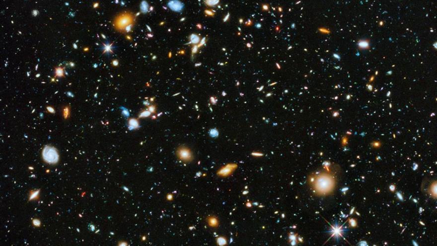 Cientos de miles de galaxias en el universo ¿alguna tendrá civilizaciones inteligentes? / Telescopio Hubble