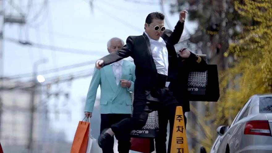 Censurado en la TV surcoreana el 'Gentleman' de PSY