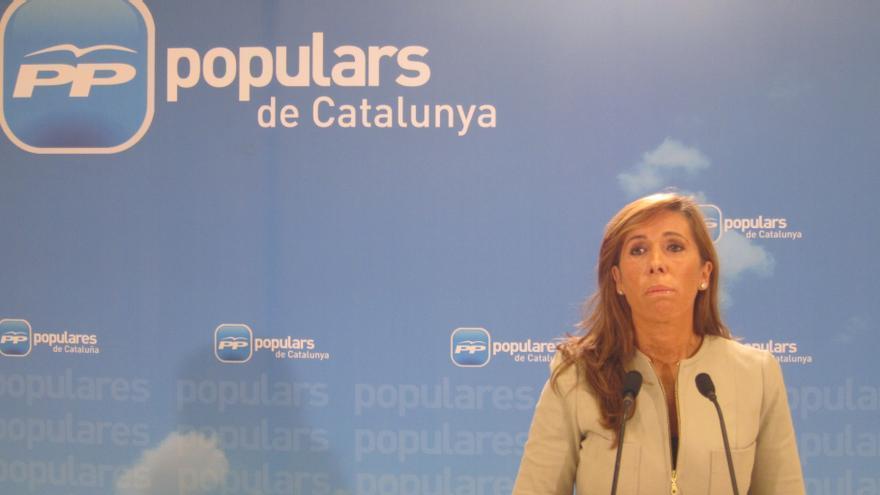 """El PP acusa a Artur Mas de dar apoyo logístico y usar la manifestación como """"coartada"""""""