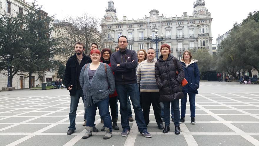 José Ramón Blanco encabeza la lista Claro que Podemos a las primarias al Parlamento de Cantabria.