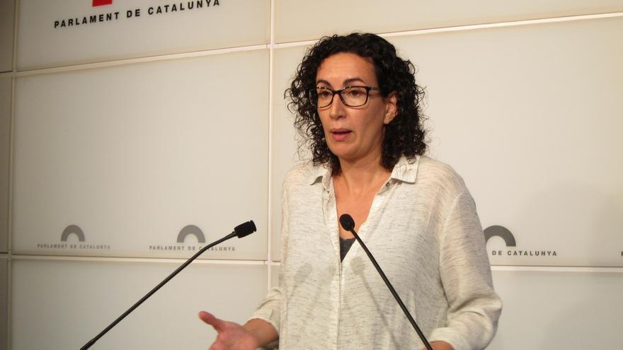"""Rovira (JxSí) defiende a la alcaldesa de Berga: """"Colgar una bandera es libertad de expresión"""""""