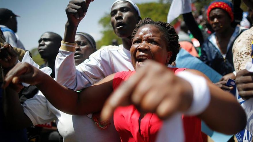 La justicia de Kenia permite la candidatura electoral de Aukot tras la retirada de Odinga