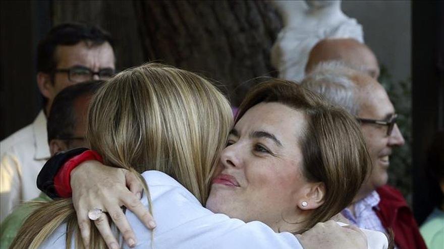 Saenz de Santamaría: el único voto para que gobierne el PP es el del PP