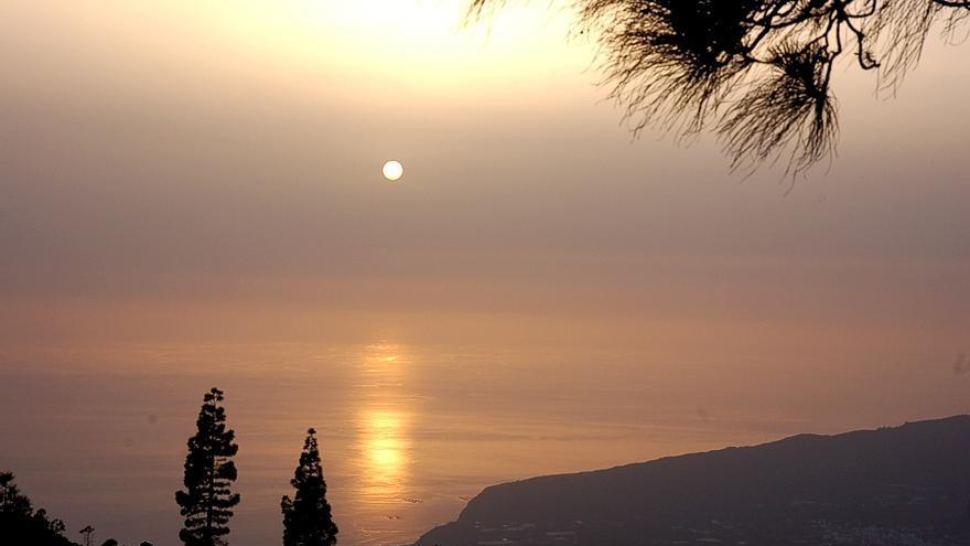 La Palma, ha estado sometida a escasas precipitaciones los tres meses de estación primaveral