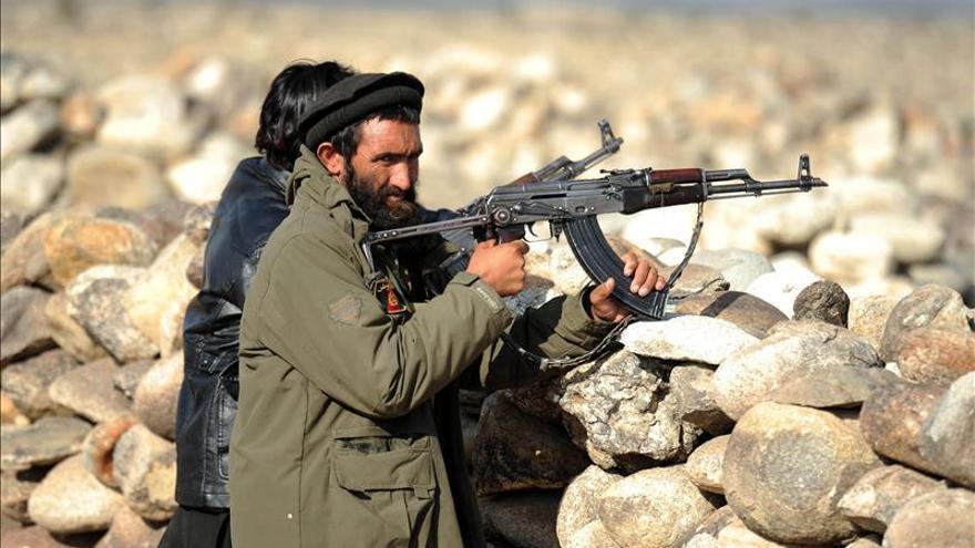 Al menos 68 miembros del Estado Islámico mueren en bombardeos en Afganistán