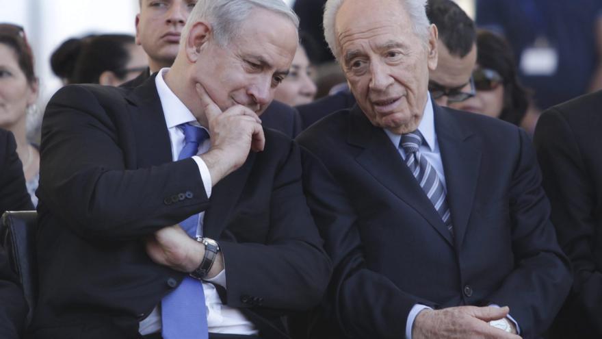 "Peres califica de ""agradable sorpresa"" el papel de Egipto en la crisis"