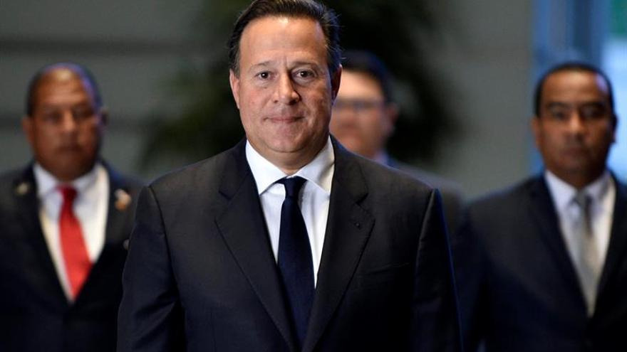 Varela anuncia que retoma la propuesta de la reforma constitucional en Panamá
