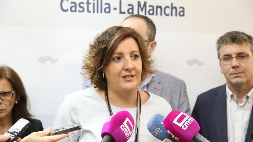 Patricia Franco. FOTO: JCCM