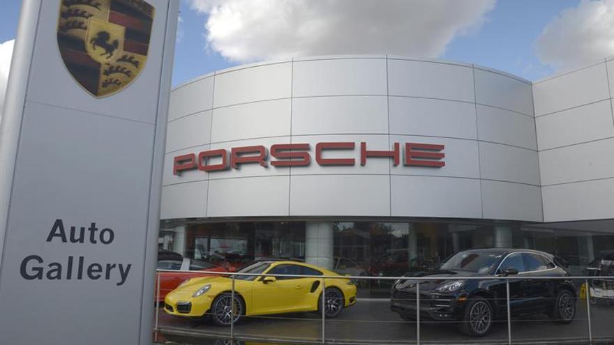 Porsche sube las ventas hasta junio un 3 % a 117.963 unidades
