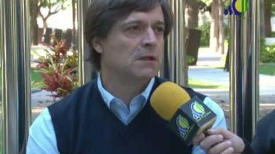 Domingo Martín, integrante de la OPP Cupalma