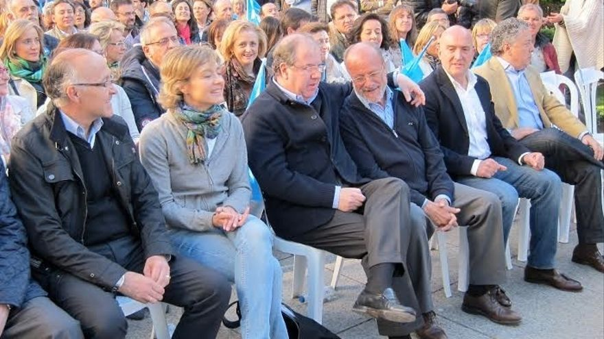 León de la Riva garantiza la victoria del PP en Valladolid en la que será su última candidatura a la Alcadía